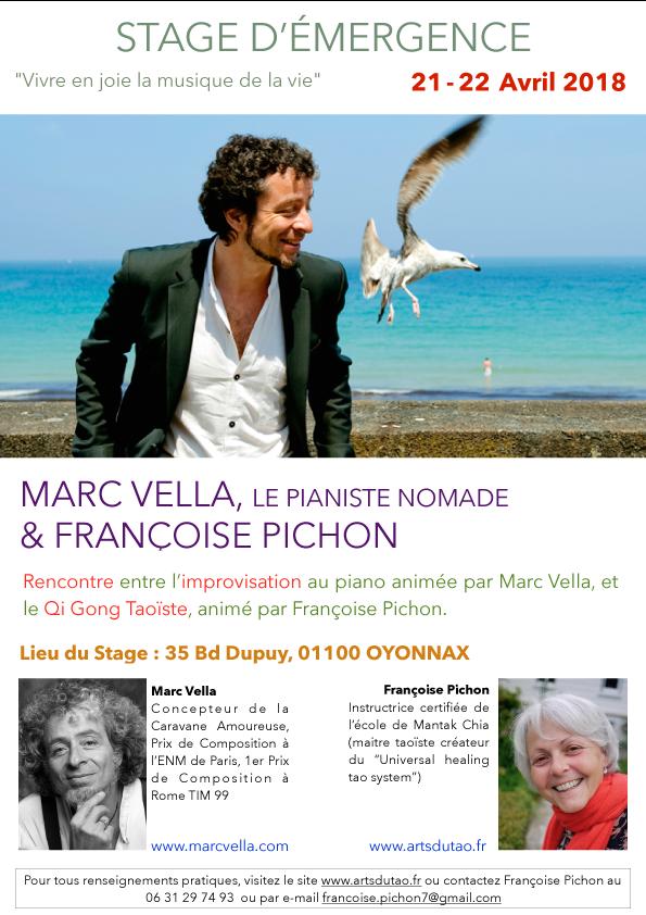 Stage Marc Vella